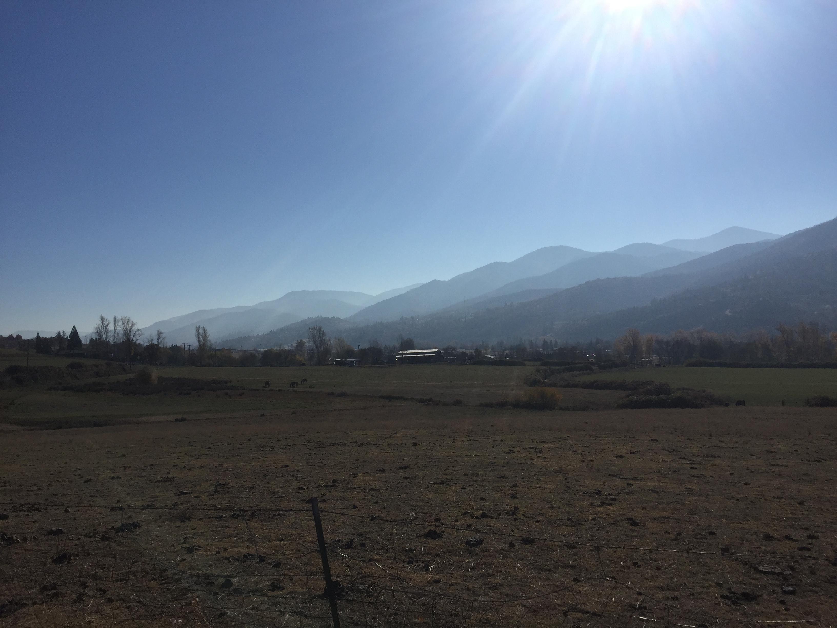 Smoky Mount Ashland