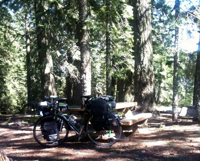 North Fork Campground