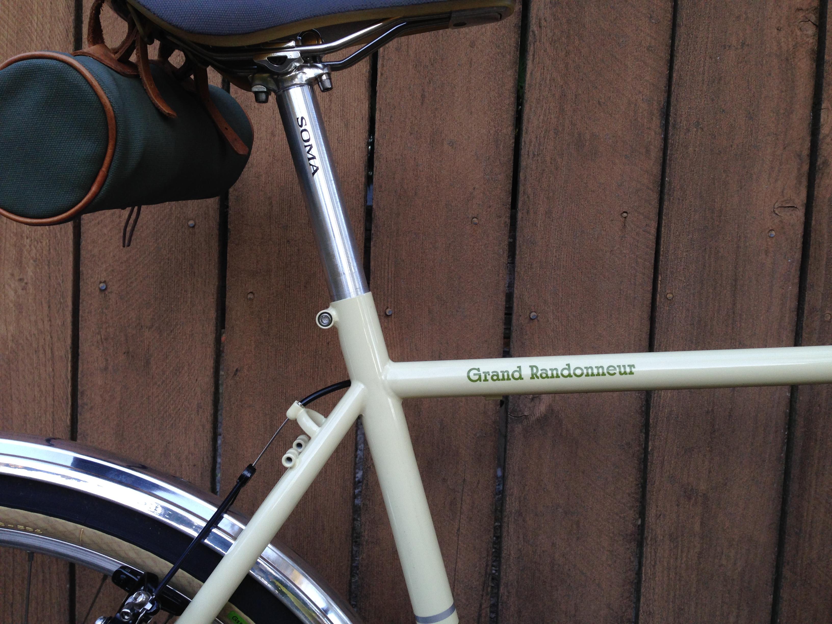 Grando | Paul\'s Bike Rides