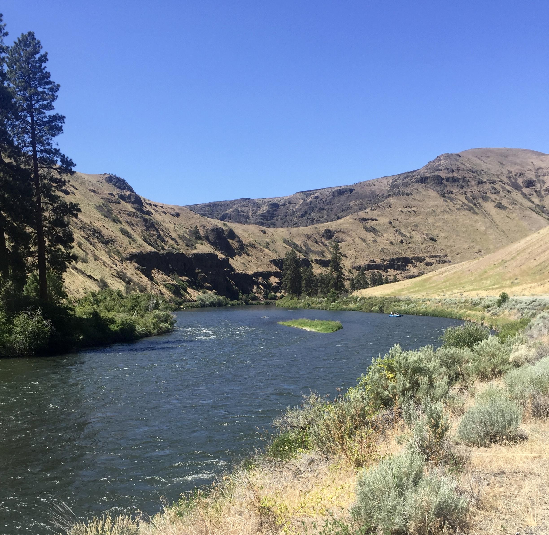 The Yakima River
