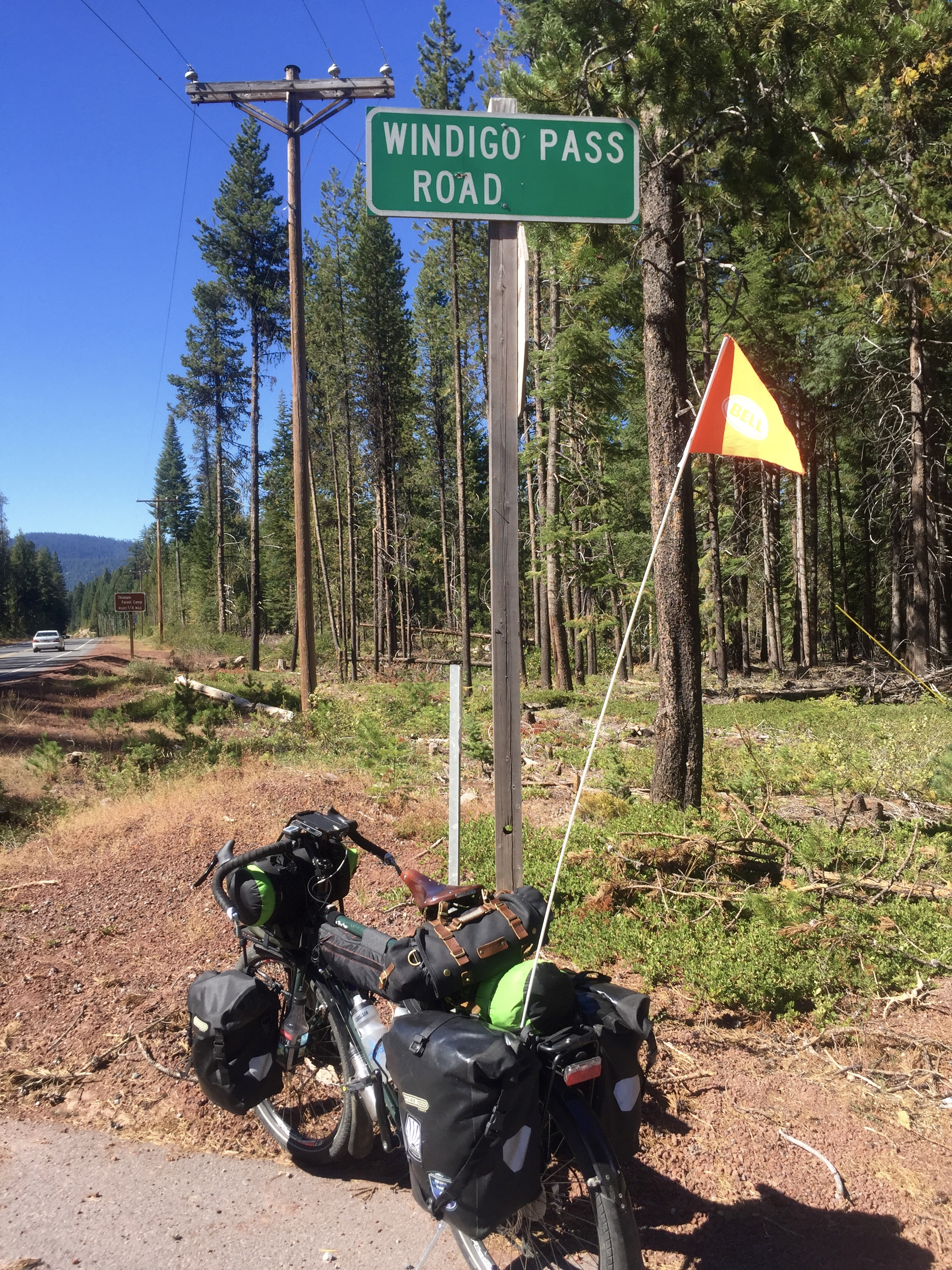 Windigo Pass Road