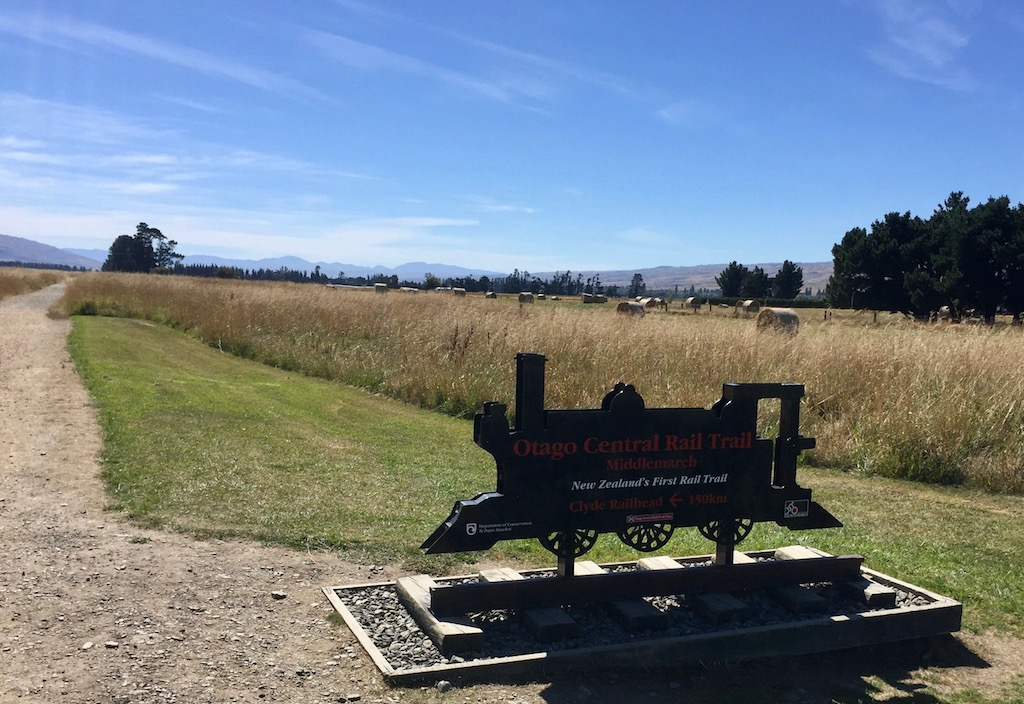 The Otago Central Rail Trail