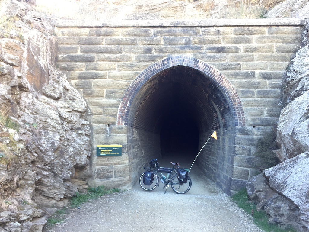 The first tunnel