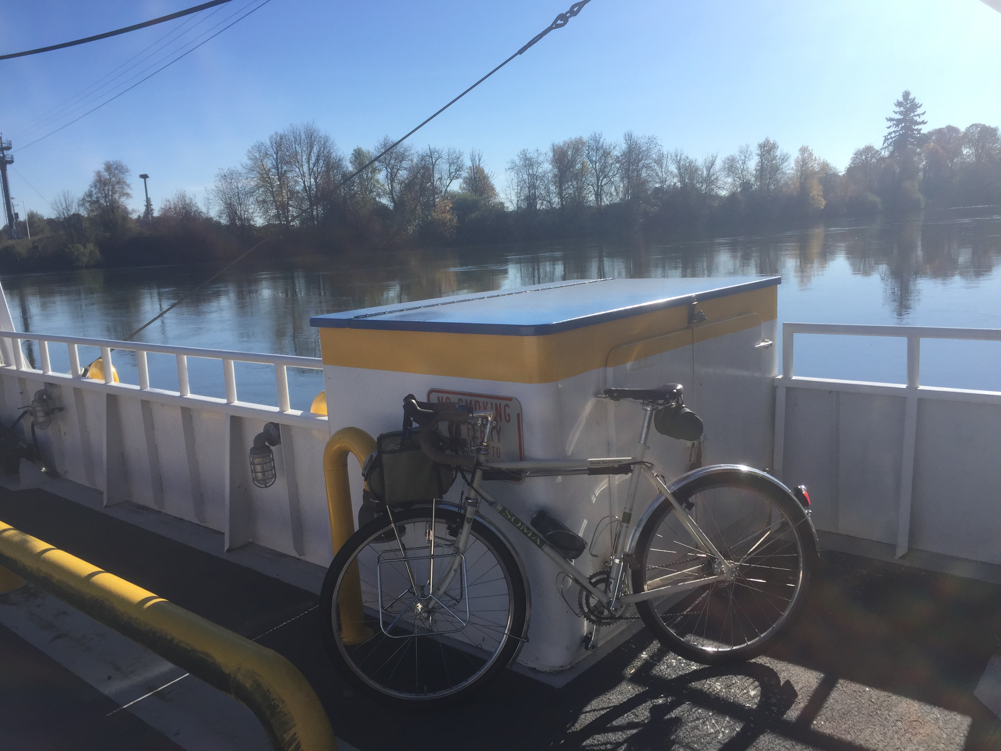 Beuna Vista Ferry