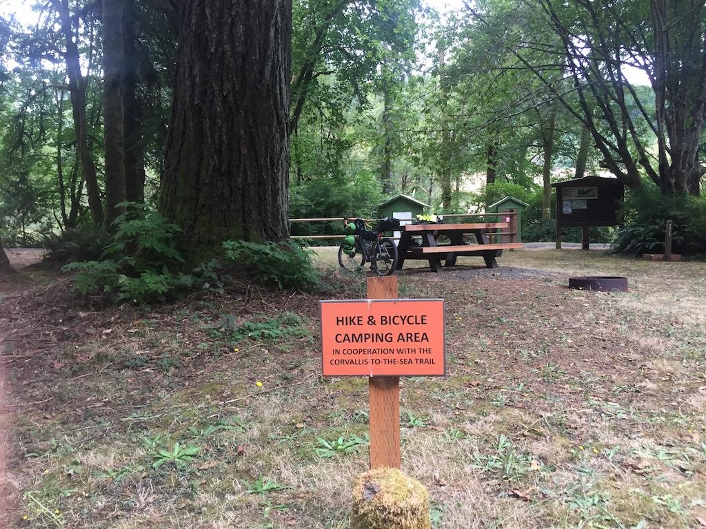 Big Elk Campground