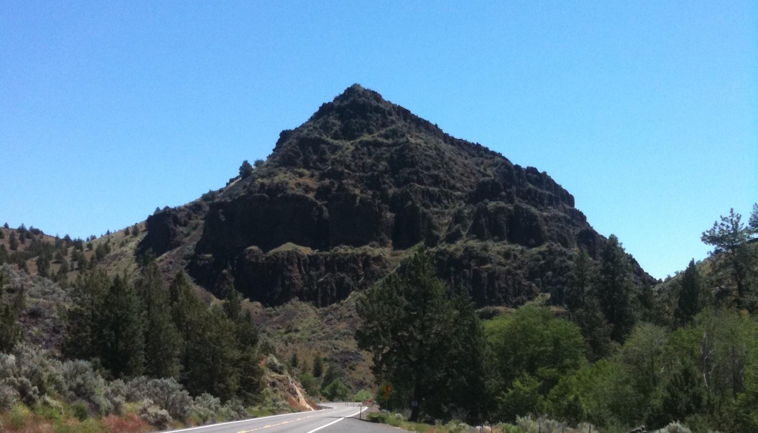 Nice hill