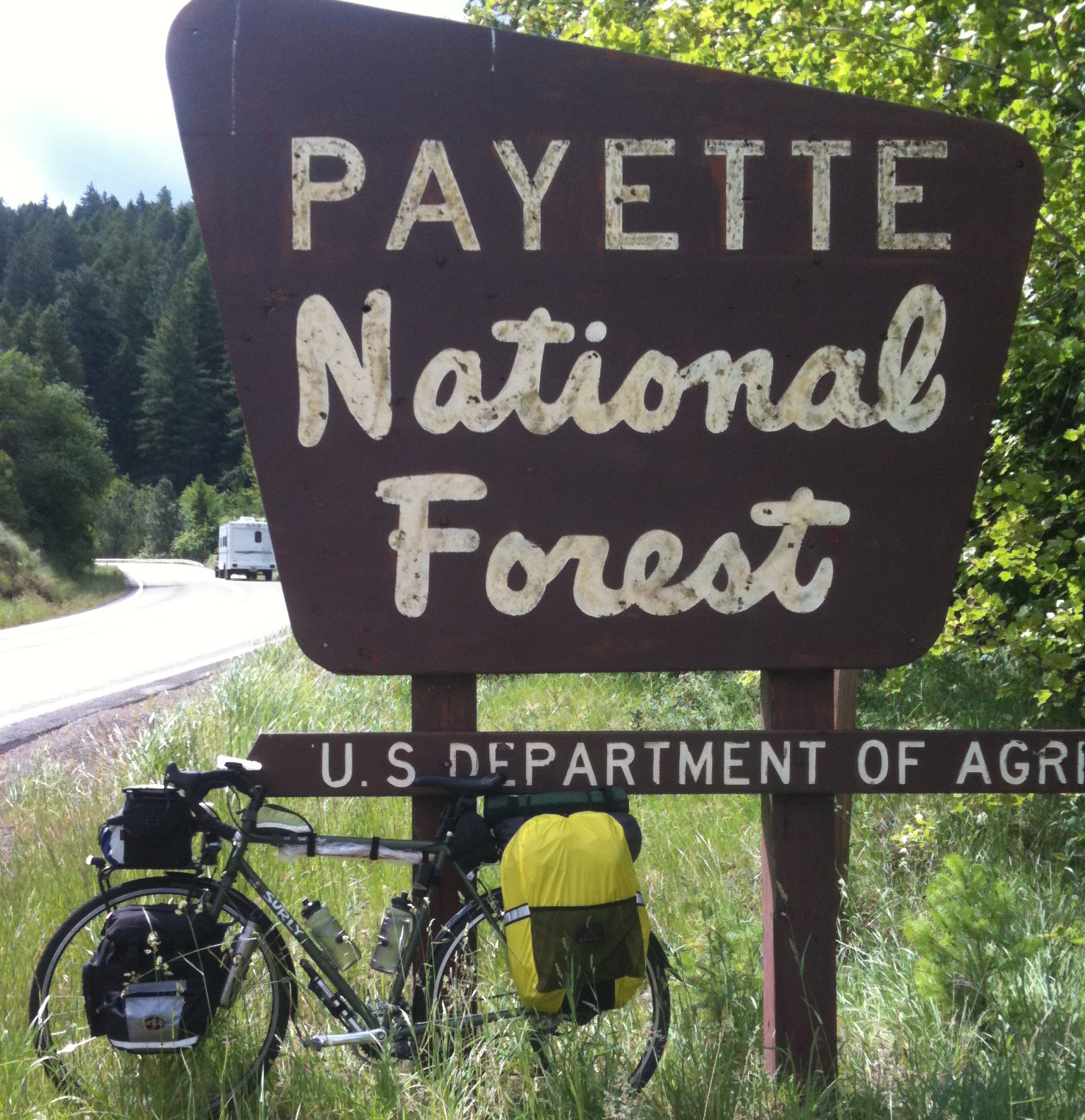 Payette National Forest