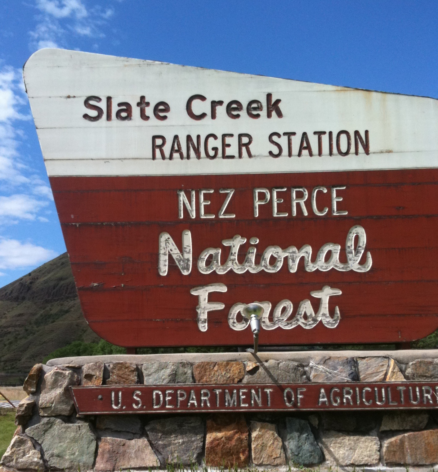 Nez Pierce National Forest