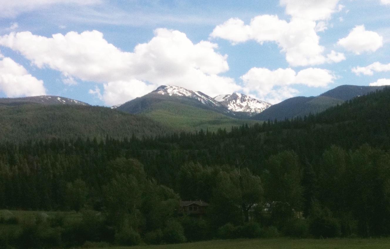 Lolo Peak