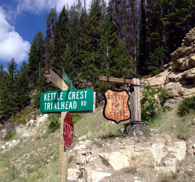 Kettle Trailhead