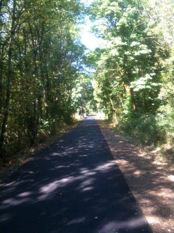 The Banks-Vernonia rail-to-trail