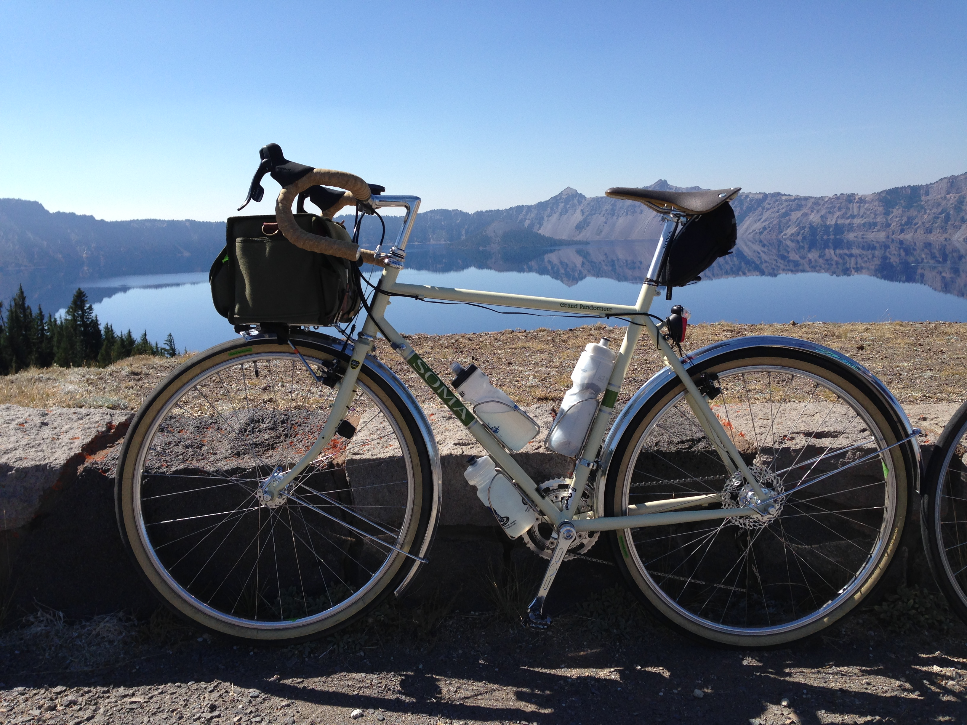 The Grando at Crater Lake